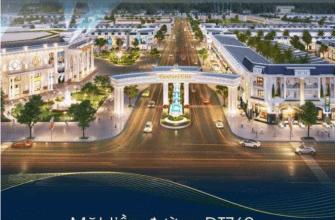 Dự Án Century City Long Thành Đồng Nai
