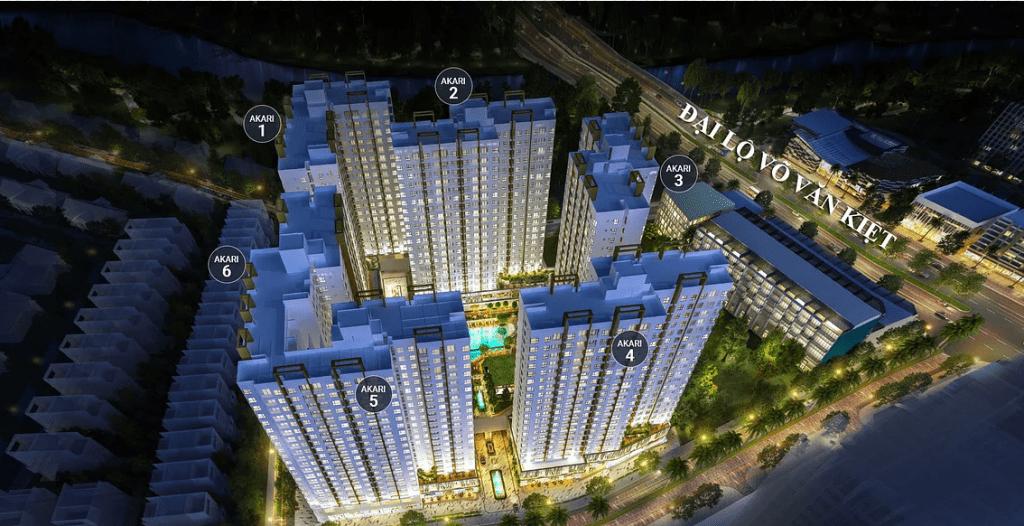 Dự Án Akari City Bình Tân