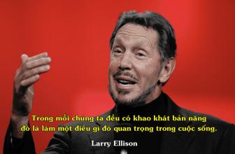tỷ phú Larry Ellison