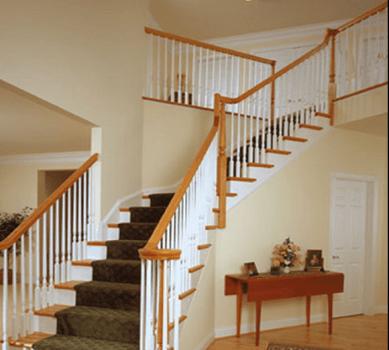 Cách tính và bố trí bậc cầu thang nhà cao tầng hợp phong thủy