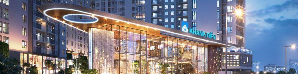 Dự án căn hộ Jamila Khang Điền
