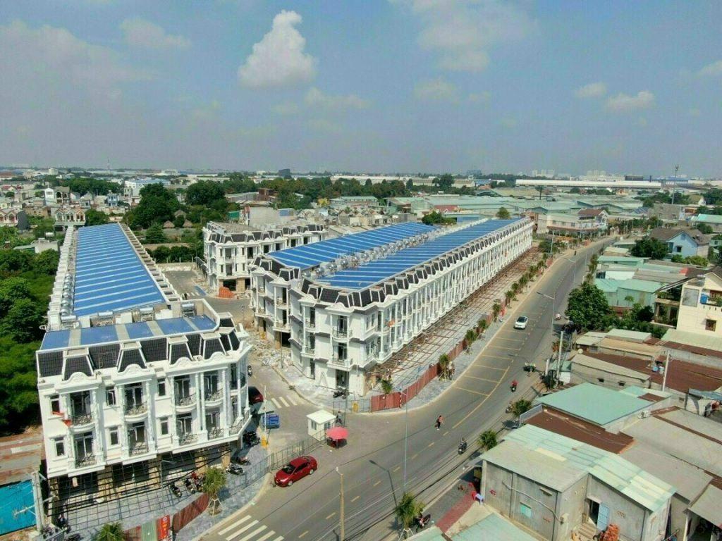 Dự án nhà phố Royal Town Bình Dương
