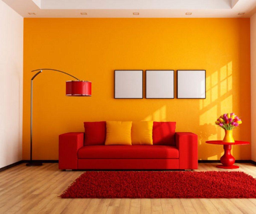 Màu cam: Quảng giao, cởi mở và sự lạc quan (yếu tố Hỏa)